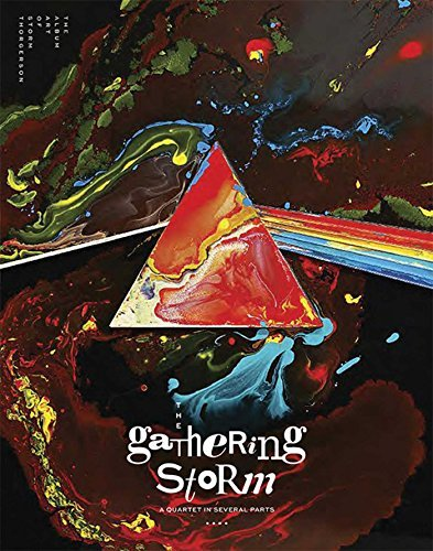 The Gathering Storm: A Quartet in Several Parts by Storm Thorgerson (2015-10-09)