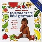 Le grand livre de B�b� gourmand : Plu...