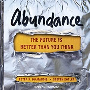Abundance: The Future Is Better Than You Think Audiobook