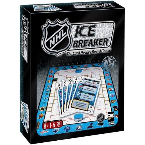 Sale alerts for CSE Games CSE Games Nhl Ice Breaker Card Game - Covvet