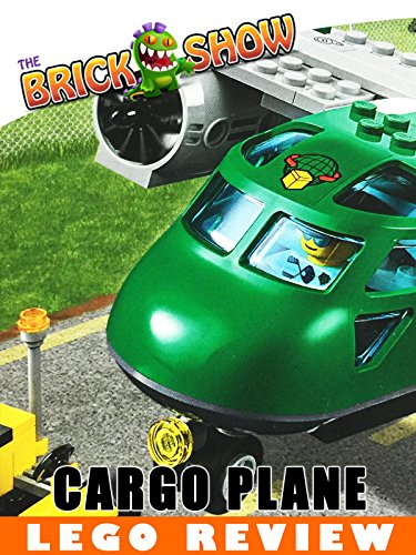 LEGO City Airport Cargo Plane Review (60101)