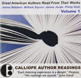 Great American Authors Read from Their Works, Vol. 1