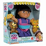 Dora the Explorer - Pet Sitter Dora - Perrito And Gatito