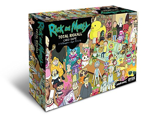 rick-and-morty-total-rickall-cooperative-card-game