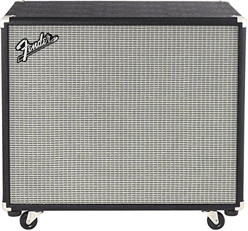 Fender Bassman 115 Neo 350-Watt 1x15-Inch Bass Amp Cabinet (Fender Amp Casters compare prices)