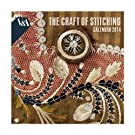 V&A The Craft of Stitching Wall Calendar 2014