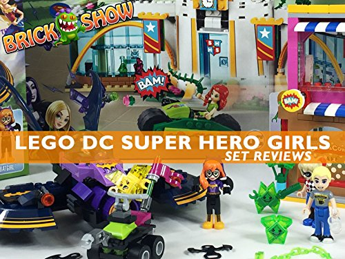 Review: Lego DC Super Hero Girls Set Review