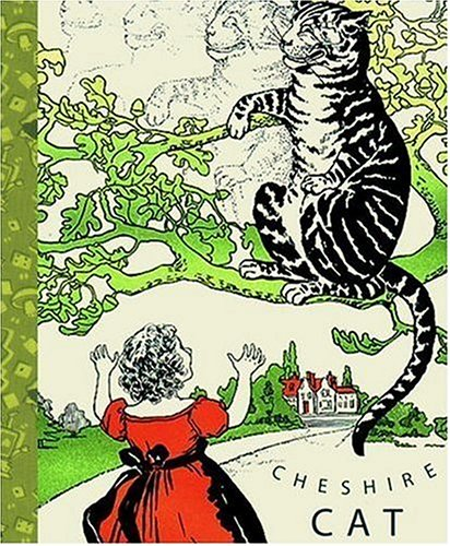 Cheshire Cat Mini Journal (Alice in Wonderland)