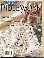 Piecework Magazine May/June 1996 Volume IV…