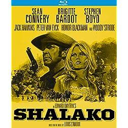 Shalako [Blu-ray]