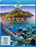 Papua - Die geheimnisvolle Insel der Kannibalen [3D Blu-ray]