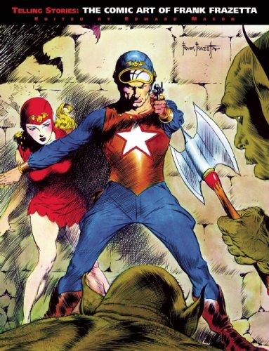 Download Telling Stories: The Classic Comic Art of Frank Frazetta