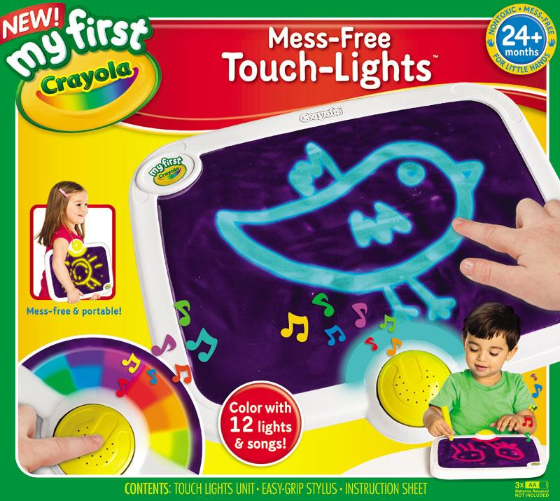 Amazon Com Crayola My First Crayola Touch Lites Color Pad