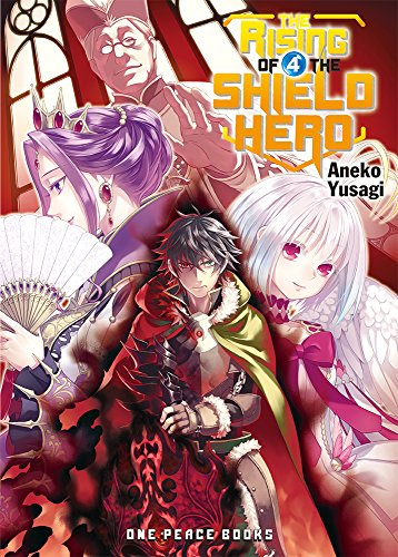 The Rising of the Shield Hero Volume 04