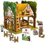 Goldilocks and the Three Bears Toy Ho...