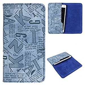 DooDa PU Leather Case Cover For Karbonn A16