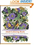 Adult Coloring Books: Over 45 Beautif...