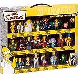 Unitedlabels - 0805390 - 21-teilig 3D Figuren Set Simpsons - Limited Edition - The Simpsons