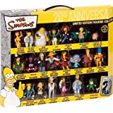 The Simpsons Figurines collector 20eme anniversaire United Labelspar United Labels