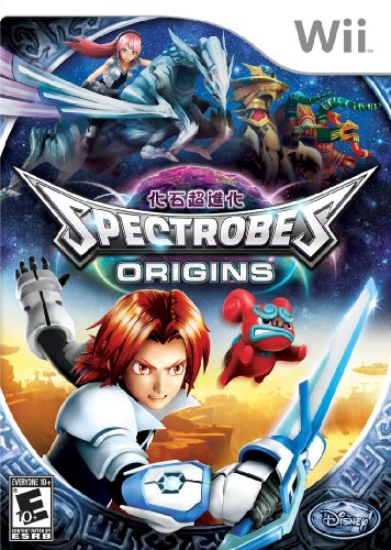 Spectrobes: Origins - Nintendo Wii (Nintendo Wii Games For Adults compare prices)