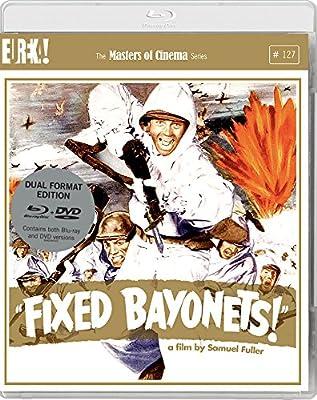 Fixed Bayonets! (1951) [Masters of Cinema] Dual Format (Blu-ray & DVD)