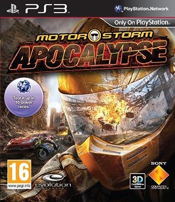 Motorstorm Apocalypse (PS3) from Sony