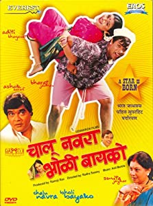 Chalu Navra Bholibayako (Regional Film / Indian Cinema / Marathi DVD)
