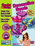 Quincrafts Makit & Bakit Decorative Bowls Kit