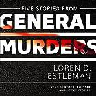 Five Stories from General Murders: The Amos Walker Mysteries Hörbuch von Loren D. Estleman Gesprochen von: Robert Forster