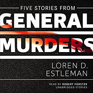 Five Stories from General Murders Audiobook