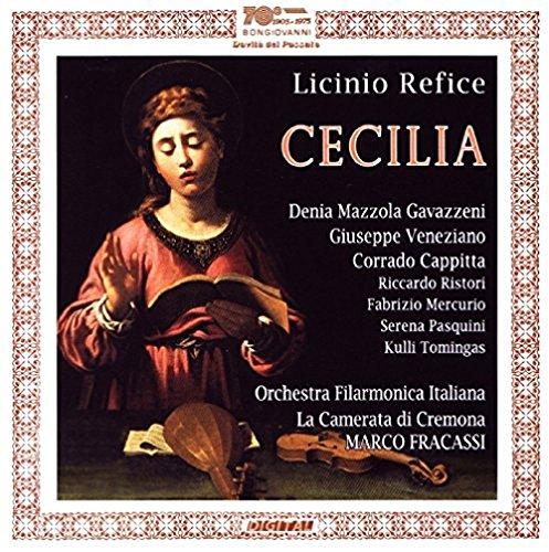 CD : REFICE / GAVAZZENI / VENEZIANO / CAPPITTA - Cecilia (2 Discos)