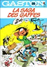 Gaston, tome 14 : La saga des gaffes par Franquin