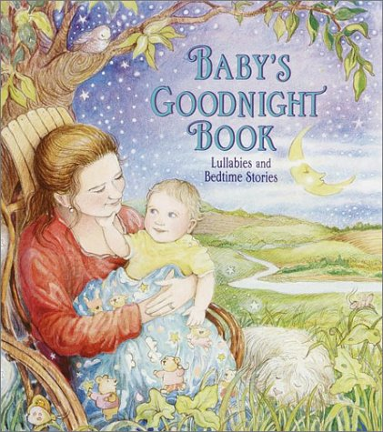 Baby'S Goodnight Book: Bedtime Stories & Lullaby (Lap Library) front-490936