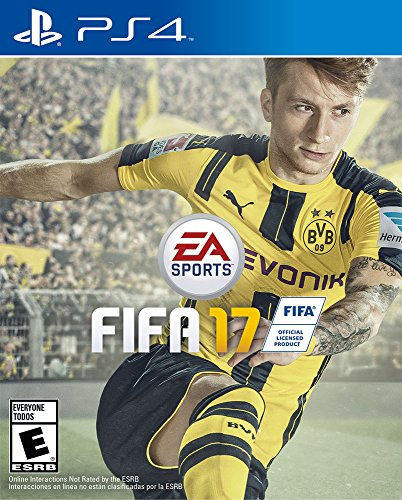 FIFA 17 Playstation