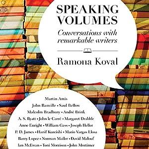 Speaking Volumes Audiobook
