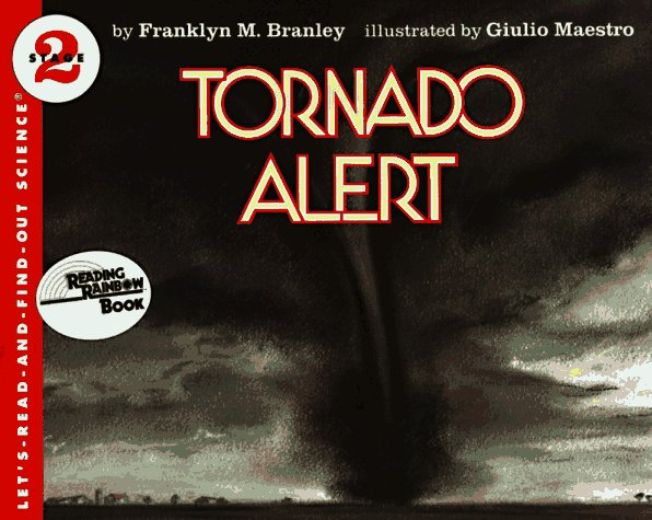 Tornado Alert: Stage 2 (Let's-Read-and-Find-Out Book)