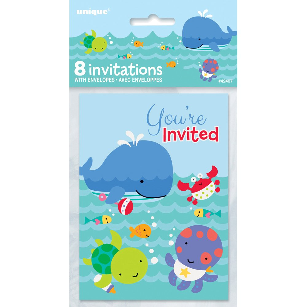 under the sea pals baby shower party decorations baby shower mania