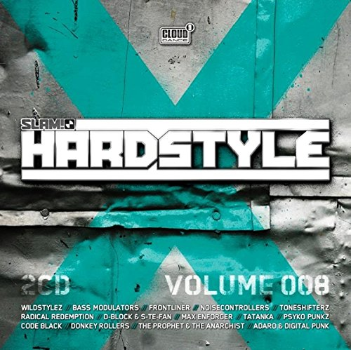 VA-Slam Hardstyle Vol 8-2CD-2015-wAx Download
