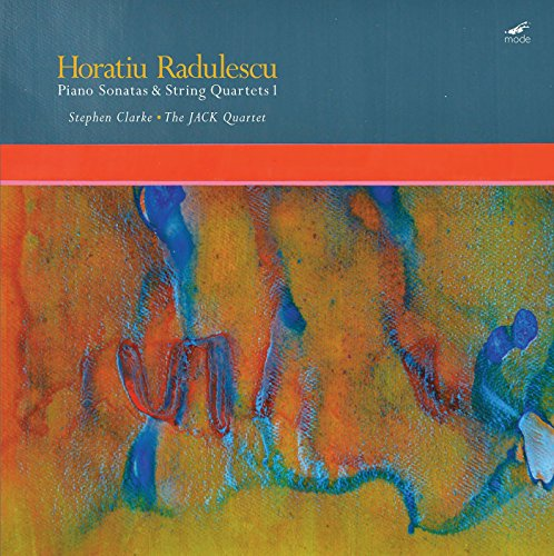 RADULESCU - PIANO SONATAS & STRING QUARTETS 1
