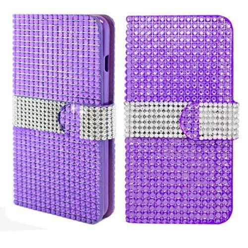alcatel-one-touch-fierce-2-7040t-pop-icon-a564c-purple-for-diamond-wallet-credit-card-bling-gems-jew
