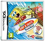 SpongeBob Surf and Skate Roadtrip (Nintendo DS)