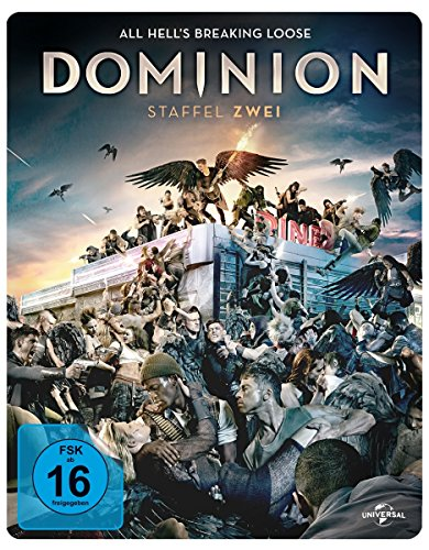 Dominion - Staffel 2 [Blu-ray]