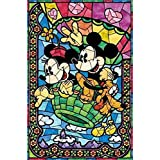 Full Drill Diamond Paintin Cartoon Mickey Mouse by Number Kits,5D DIY Diamond Embroidery Crystal Rhinestone Cross Stitch Mosaic Paintings Arts Craft for Home Wall Decor 12X16Inch (Color: Mickey Mouse)