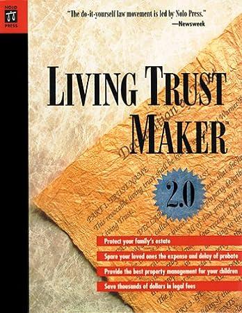 Living Trust Maker 2.0