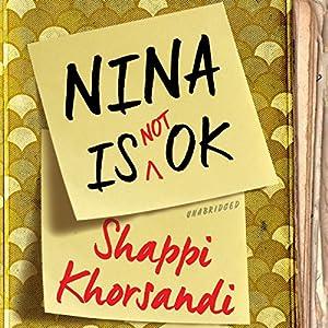 Nina Is Not OK Audiobook