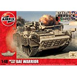 Airfix 1:48 BAE Warrior Armoured Vehicle Model Kit