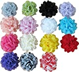 HYS Fashion Lot of 45 Lovely Baby Girl Hairband Color Headbands
