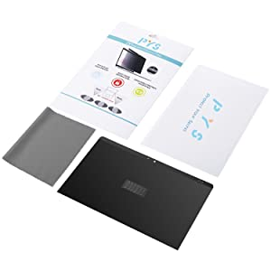 MacBook Pro 15 Privacy Screen,Laptop Webcam Cover- Privacy Screen Protector Compatible MacBook pro 15.4 inch (Late 2016-2019 Including Touch Bar) Anti-Spy Filter fit Privacy for MacBook (Color: black, Tamaño: 15.4-inch MacBook Pro(mid2016-2019))