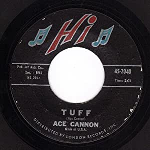 Ace Cannon Tuff - Blues