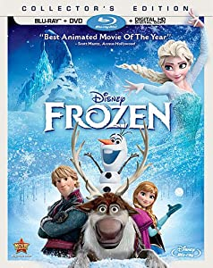 Frozen (Two-Disc Blu-ray / DVD + Digital Copy) from Walt Disney Studios Home Entertainment